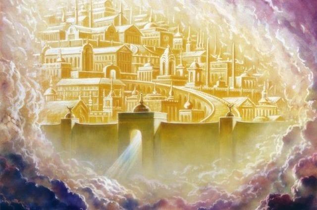 Lamb's Wife New Jerusalem